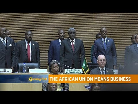 AU wants to fast-track Africa's development agenda [Business