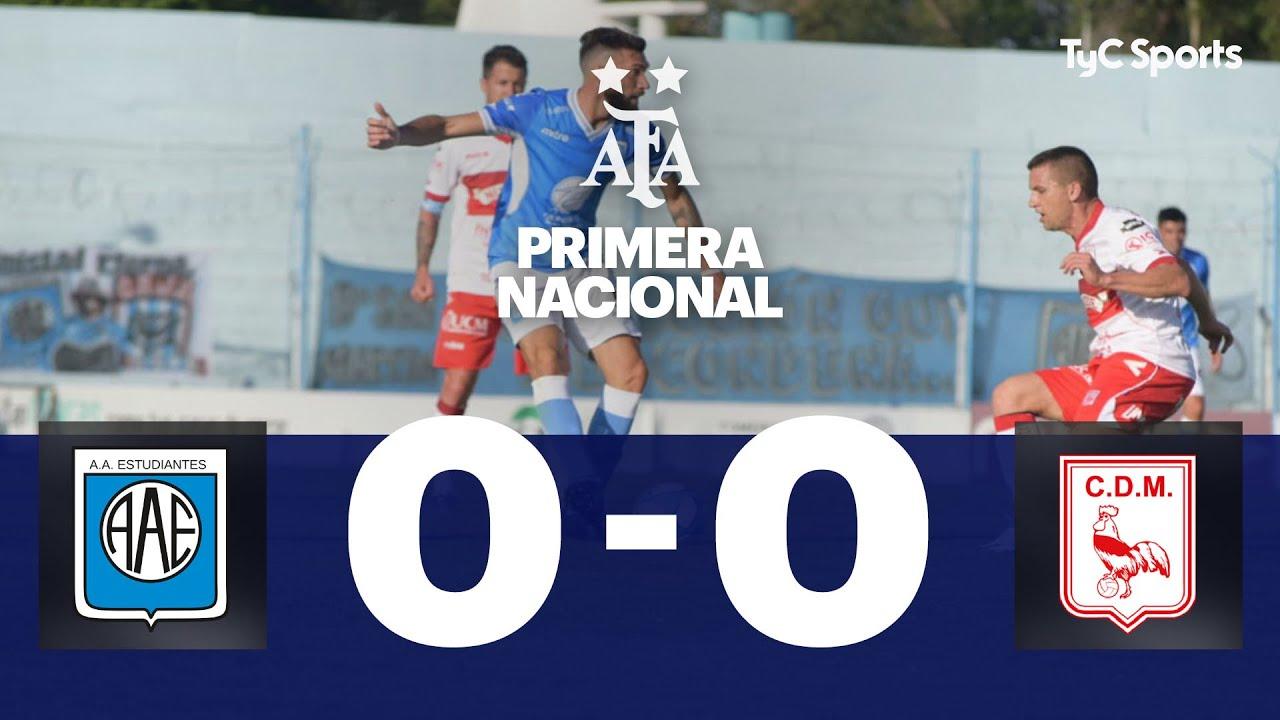 Estudiantes de Rio Cuarto 0-0 Deportivo Morón | Primera Nacional