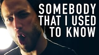 Somebody That I Used to Know (Gotye) - Jonathan Young ROCK/METAL COVER
