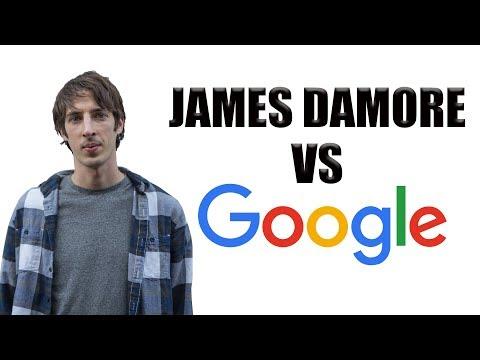 The James Damore vs Google Lawsuit