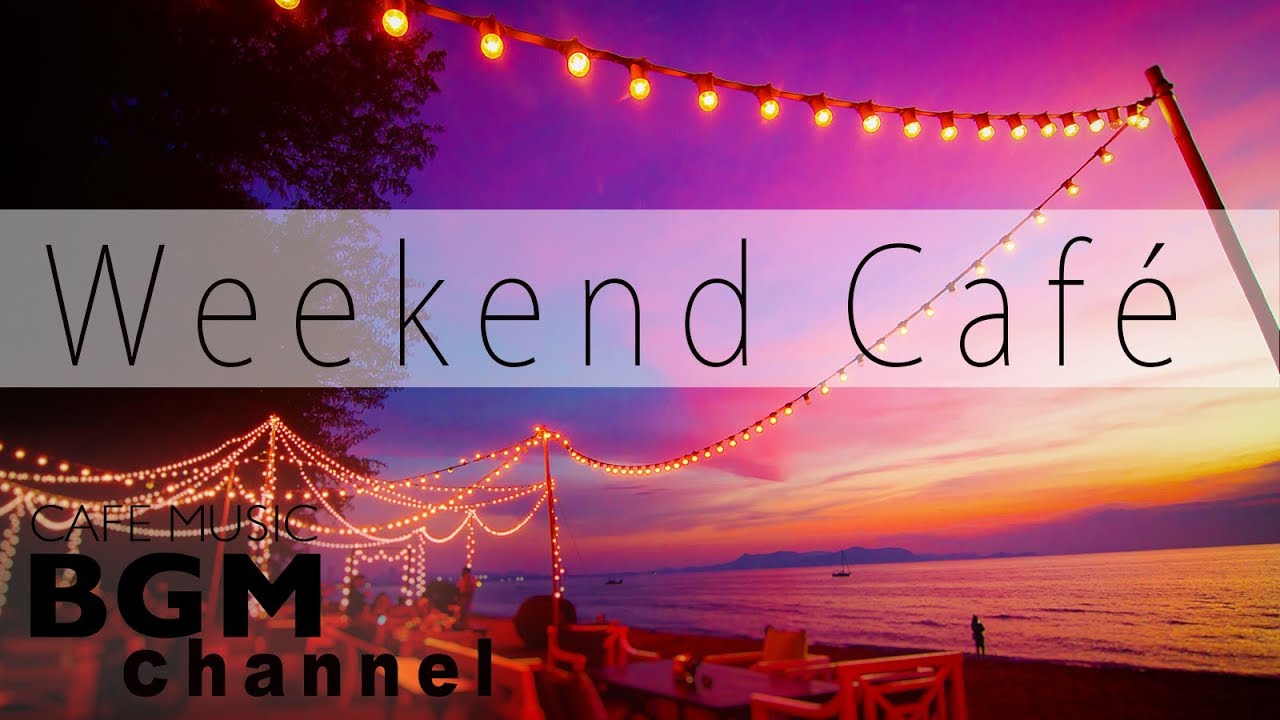 Weekend Jazz Mix - Relaxing Jazz Music For Work, Study - Have a nice weekend