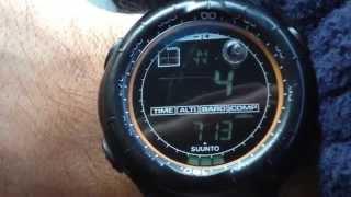 краткий обзор тактических часов Suunto Vector