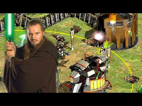 Star Wars: Galactic Battlegrounds | 1: ATTICHITCUK (Campaign) [Longplay]