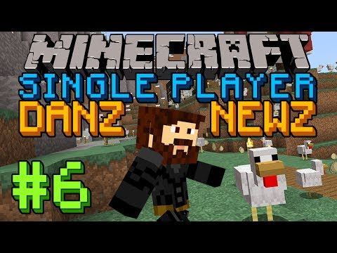 FOREST WHITAKER SYNDROME | Minecraft Single Player #6
