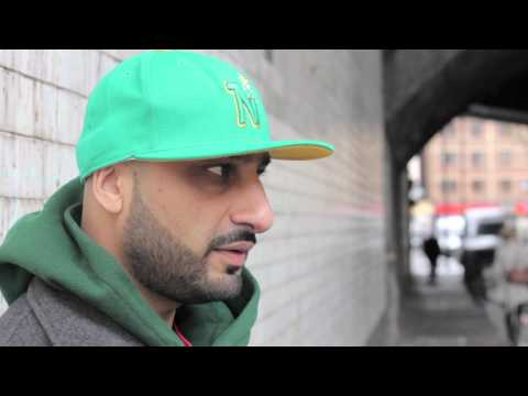 Nomadic Poet: The making of a British Pakistani MC