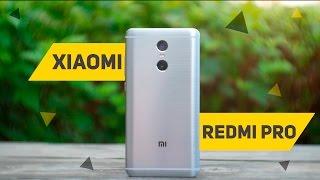 Лучший обзор Xiaomi Redmi PRO с двойной камерой