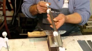Ostrilica za nozeve (knife sharpener) - PREZENTACIJA