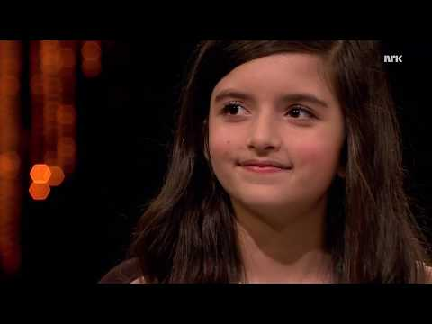 "Angelina Jordan Interviewed By Anne Lindmo, NRK TV ""Lindmo"" 14/11/2015 (eng Sub)"