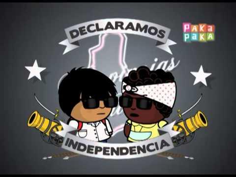 Canciones De Zamba: Canción De La Independencia - Canal Pakapaka