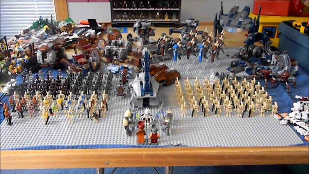 Star Wars Episode II: The New Droid Army - Skeleton FAQ ...