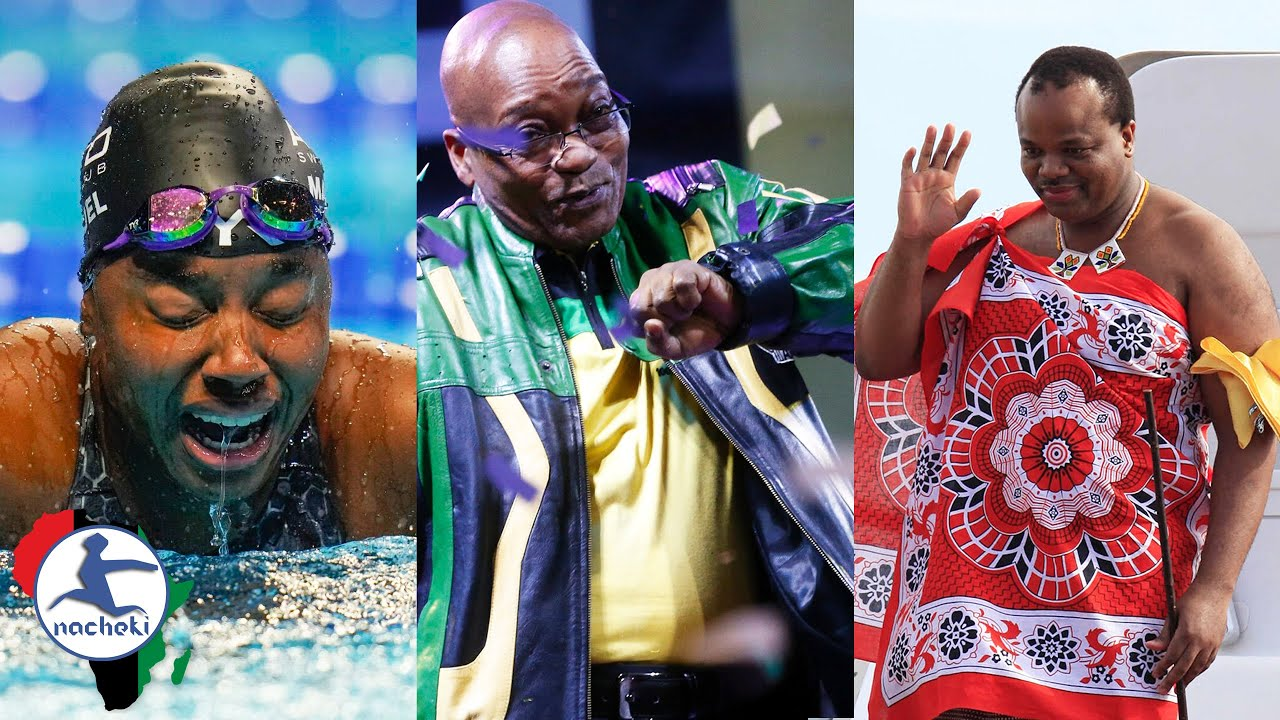 Olympic Body's Actions Sabotage Africans, President Zuma Still a Free Man, Eswatini Protest Update