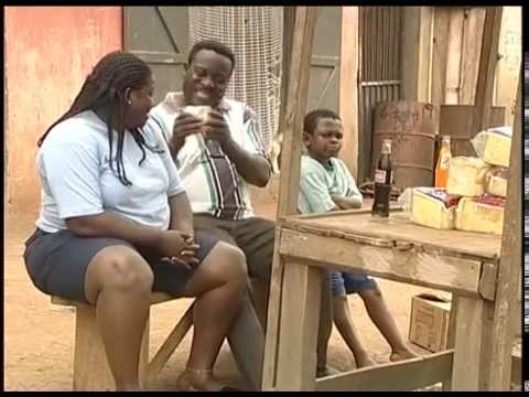 NICODEMUS PART 1 - NIGERIAN NOLLYWOOD COMEDY MOVIE