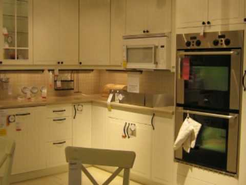Ikea Kitchen Cabinets March 2009 Youtube