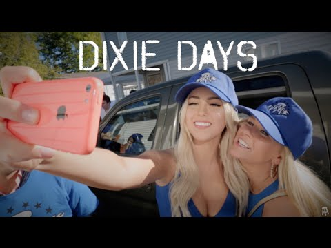 University of Kentucky & Michigan - Dixie Days