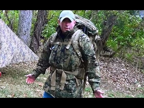 USMC ILBE Pack: Military-Grade Bugout Bag -Preparedmind101