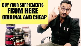 Buy original supplements from here