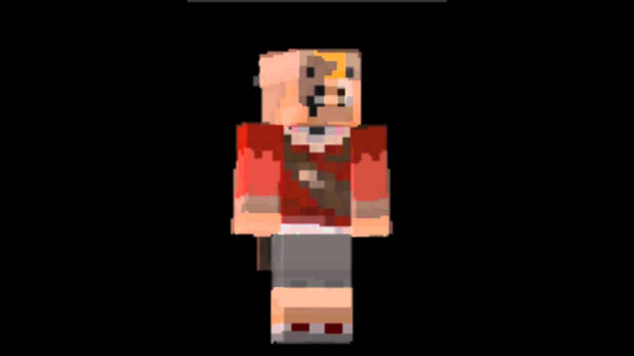 Minecraft Nombres Con Skin Leer Descripción YouTube - Nombres de skins para minecraft 1 8 premium