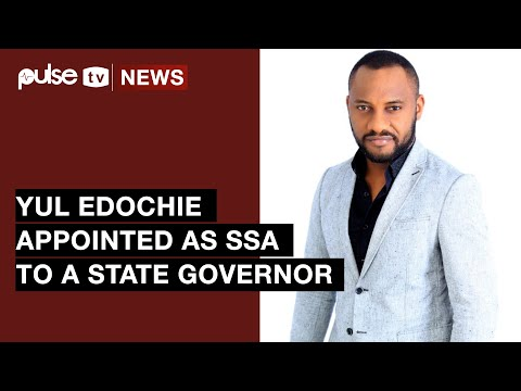 Yul Edochie Appointed As SSA To Anambra State Governor   Pulse TV
