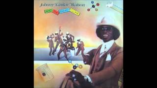 "Johnny ""Guitar"" Watson ‎- Ain't Movin'"
