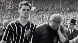 """Bernhard carl """"bert"""" trautmann, obe (22 october 1923 – 19 july 2013)""""the bert trautmann story"""" (yesterday channel) - tribute to a remarkable man with an inte..."""