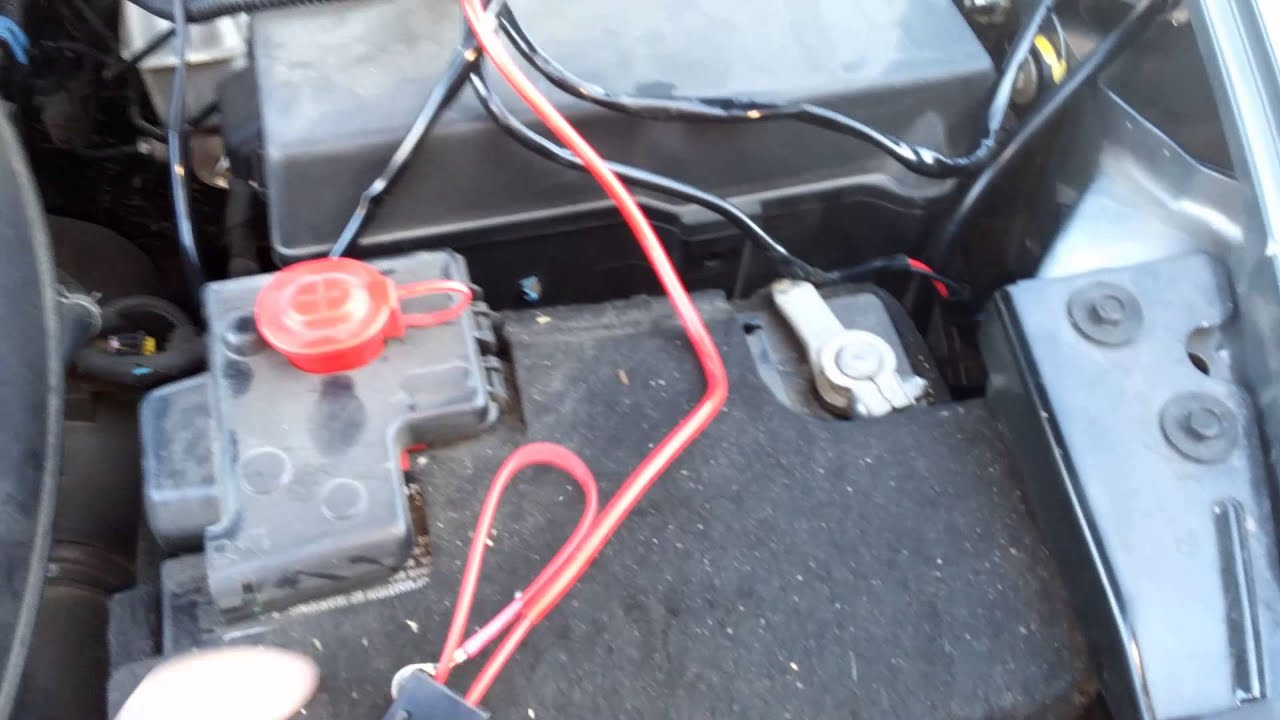 small resolution of dodge dart xentec hid install w wiring harness