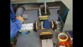Automatic rigid box maker  HM-ZD240 , Rigid box maker, box machine  mobile +86-13829101603