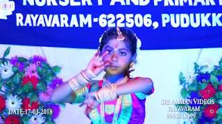 09 years old Muslim girl  dancing the bharathanattiaym