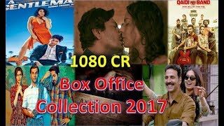 Box Office Collection Of A Gentleman, Babumoshai Bandookbaaz, Qaidi Band, Annabelle Creation etc