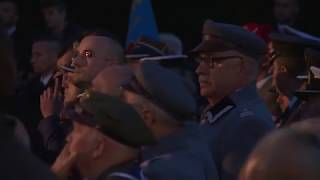 Uroczystości na Westerplatte. Morawiecki apeluje: pójdźmy razem w marszu niepodległości | OnetNews
