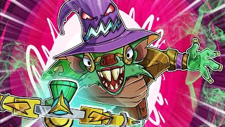THE WIZARD RAT IS HERE (FULL AP TWITCH JUNGLE)