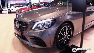 NEW 2019 | 2019 Mercedes AMG C Class Coupe - Best Look Exterior and Interior Walkaround in HD