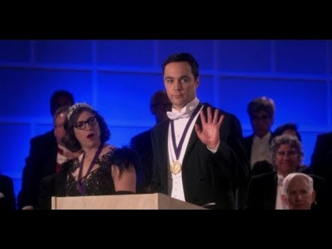 Big Bang Finale: Sheldon Scene