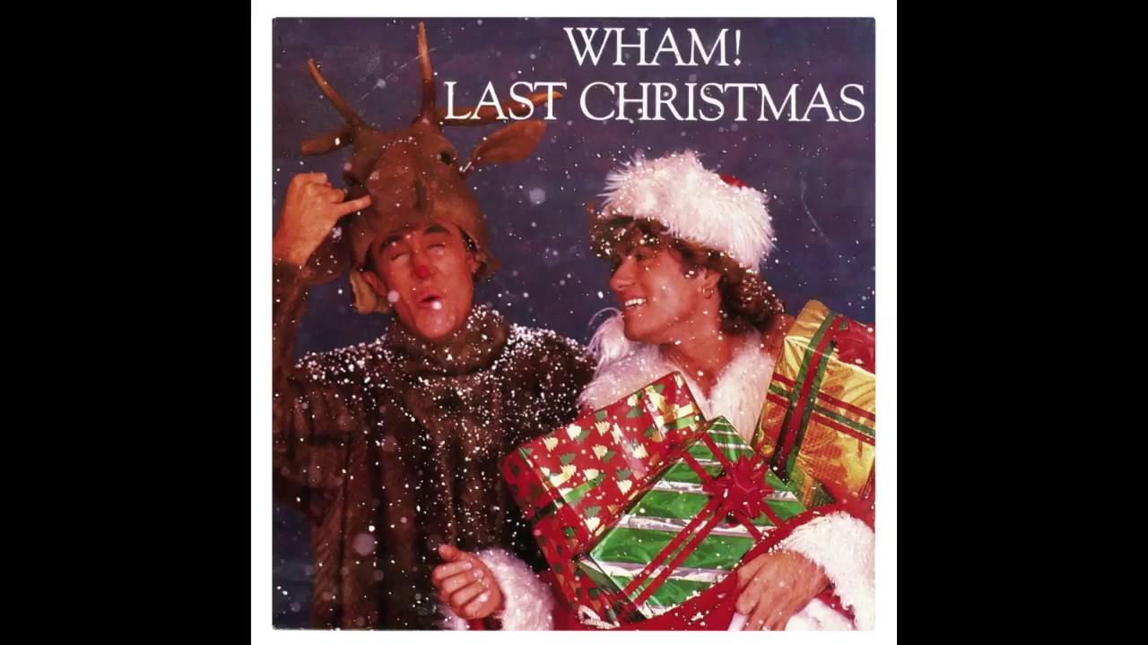 Wham Christmas.Wham Last Christmas Instrumental