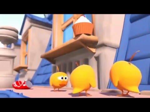 baby chicken cartoon funny short movie - YouTube