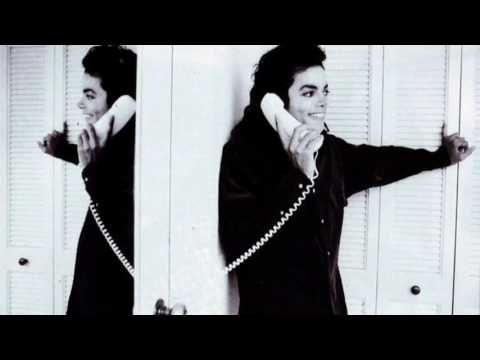 Michael Jackson on the phone refusing an interview