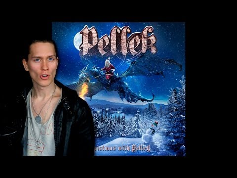 PELLEK - O HOLY NIGHT (Power Metal)