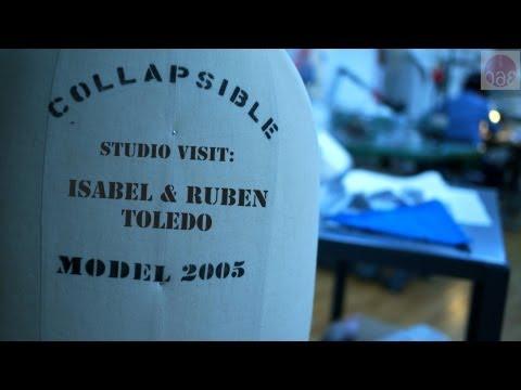Studio 360: Isabel & Ruben Toledo