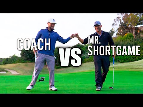 THE REMATCH/COACH VS MRSHORTGAME!