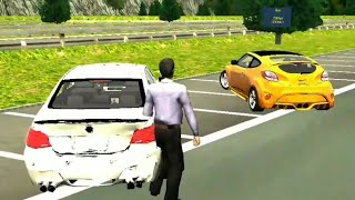 Car parking multiplayer реальная жизнь: угнали побитую БМВ на латвийских номерах еврономера