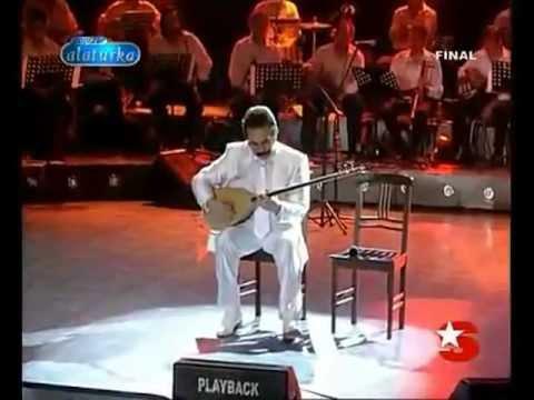 Orhan Gencebay-Nihavent Üvertür Popstar alaturka