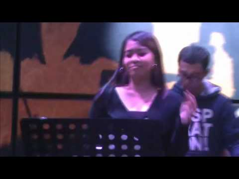 Dua Lipa - New Rules, Cover Song By Lia Magdalena With Glassymusic Jogja