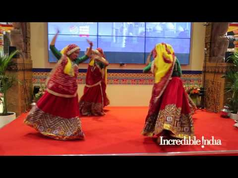 Incredible India - World Travel Market 2016