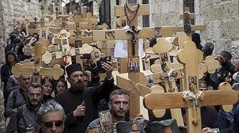 Orthodoxe Christen weltweit begehen Ostern