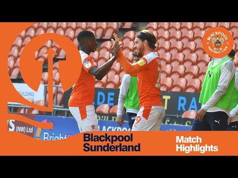 Blackpool Sunderland Goals And Highlights