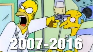 Homer Has A Sparta Time Travelling EXTENDED Remix