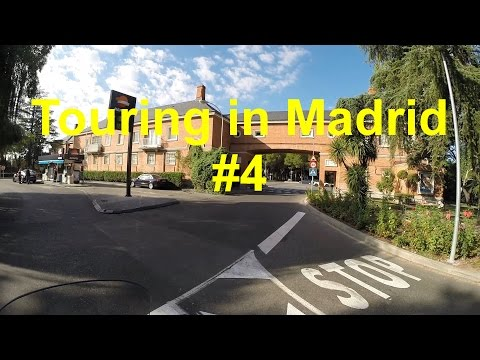 Touring in Madrid #4 (Spain)