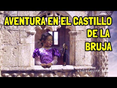 AVENTURA EN EL CASTILLO DE LA BRUJA