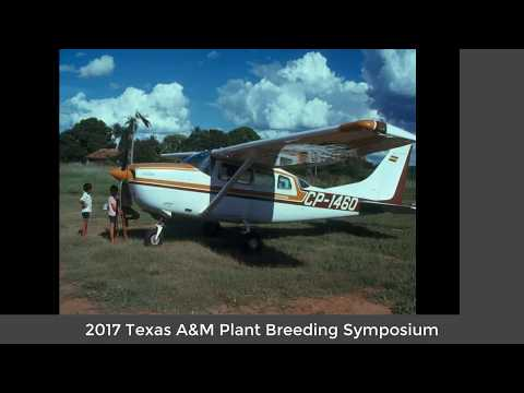 2017 Texas A&M Plant Breeding Symposium: Dr. Charles Simpson