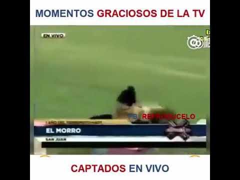 LOS MOMENTOS MAS VERGONZOSOS DE LA TELEVISION