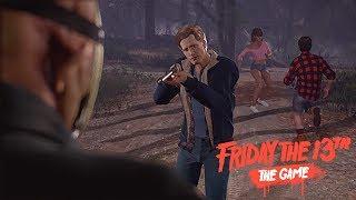 Nhị Đen Hợp Lực Cùng Tommy Kết Liễu Jason | Friday The 13th | Big Bang